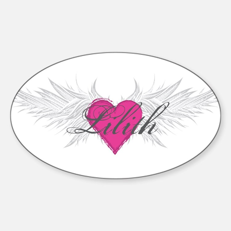 My Sweet Angel Lilith Decal