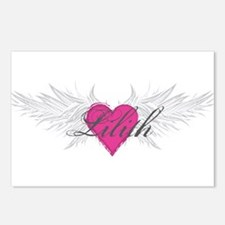 My Sweet Angel Lilith Postcards (Package of 8)
