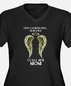 I have a Guardian Angel - I call her MOM Plus Size