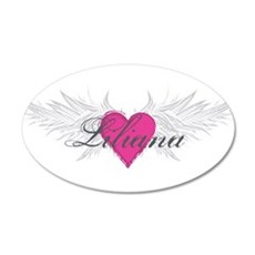 My Sweet Angel Liliana Wall Decal