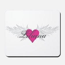 My Sweet Angel Liliana Mousepad