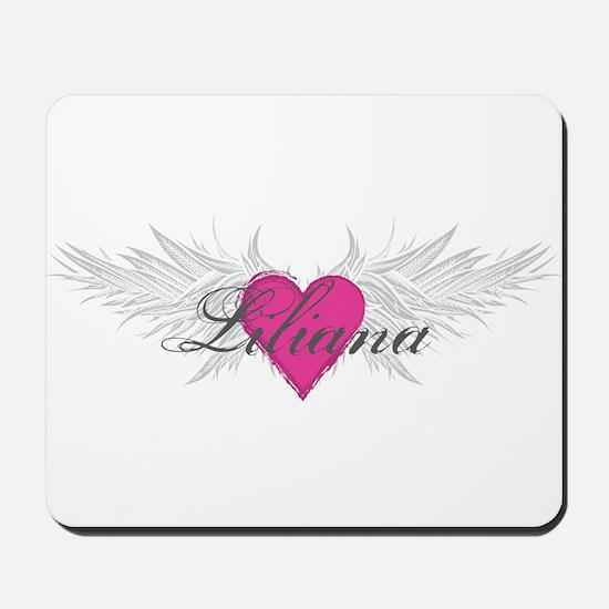 My Sweet Angel Liliana Mousepad