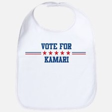 Vote for KAMARI Bib