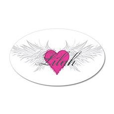My Sweet Angel Lilah Wall Decal
