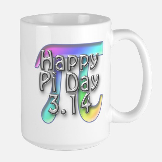 Pi Day - 3.14 Large Mug