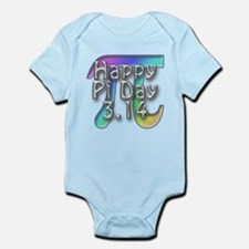 Pi Day - 3.14 Infant Bodysuit