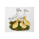 Duck Fleece Blankets