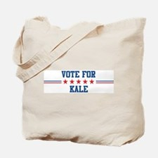 Vote for KALE Tote Bag