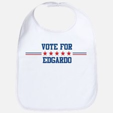Vote for EDGARDO Bib