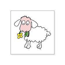 Cute Sheep Sticker