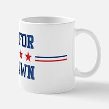 Vote for TYSHAWN Mug