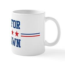 Vote for TYSHAWN Small Small Mug