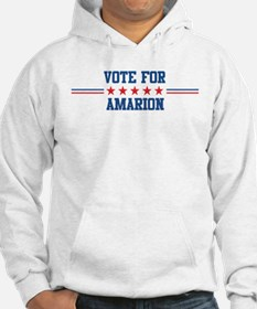 Vote for AMARION Hoodie