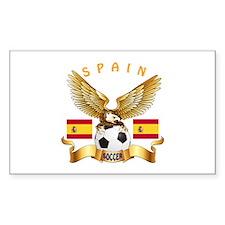 Spain Football Design Decal