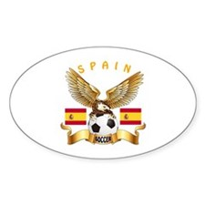 Spain Football Design Decal