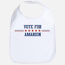 Vote for AMARION Bib
