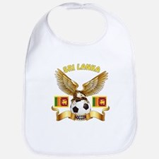 Sri Lanka Football Design Bib