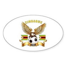Zimbabwe Football Design Decal