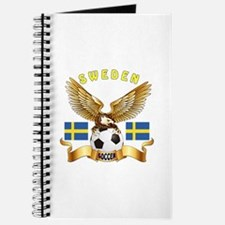 Sweden Football Design Journal