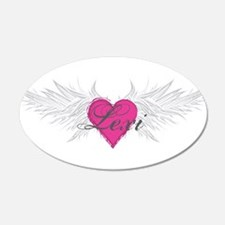 My Sweet Angel Lexi Wall Decal
