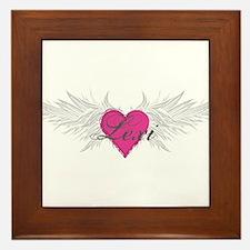 My Sweet Angel Lexi Framed Tile