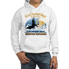 God Created Beer (Submariner) Hoodie
