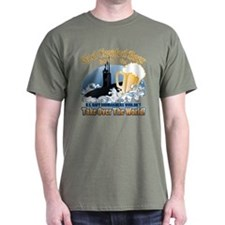 God Created Beer (Submariner) T-Shirt