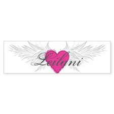 My Sweet Angel Leilani Bumper Sticker