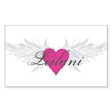 My Sweet Angel Leilani Decal