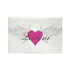 My Sweet Angel Leilani Rectangle Magnet