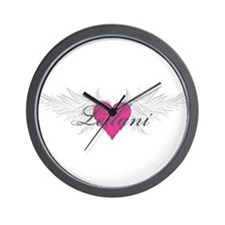 My Sweet Angel Leilani Wall Clock