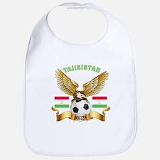 Tajikistan Football Design Bib