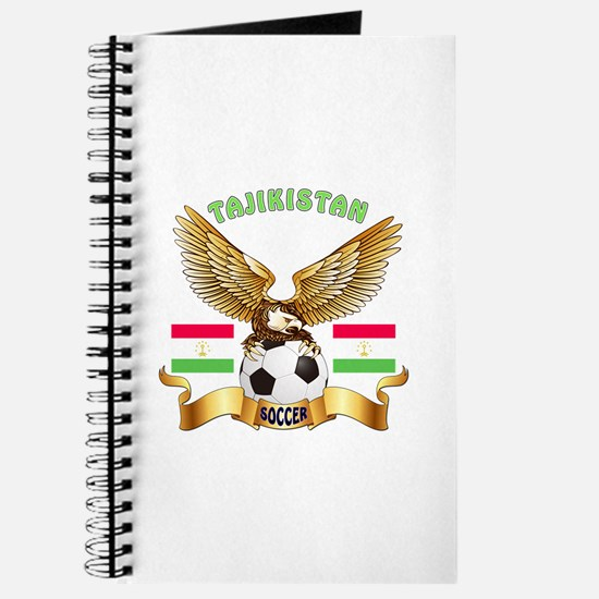 Tajikistan Football Design Journal