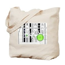 Where we started /green Tote Bag