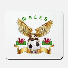 Wales Football Design Mousepad