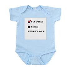 Gun Owner? Infant Bodysuit