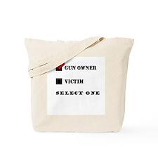 Gun Owner? Tote Bag