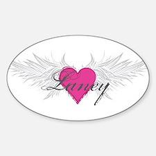 My Sweet Angel Laney Sticker (Oval)