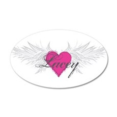 My Sweet Angel Lacey Wall Decal