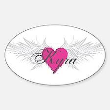 My Sweet Angel Kyra Decal