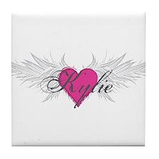 My Sweet Angel Kylie Tile Coaster