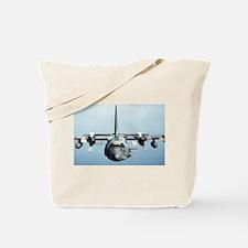 C-130 Spooky Aircraft Tote Bag