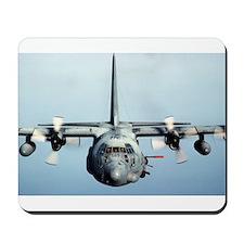 C-130 Spooky Aircraft Mousepad