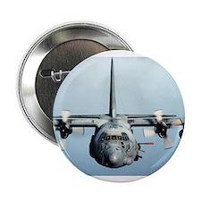"C-130 Spooky Aircraft 2.25"" Button"