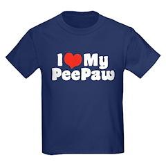 I Love My PeePaw T