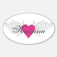 My Sweet Angel Kristina Decal