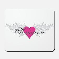 My Sweet Angel Kristina Mousepad