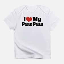 I Love My PawPaw Infant T-Shirt