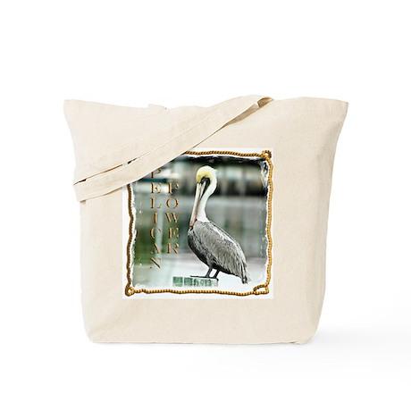 Pelican Power Tote Bag