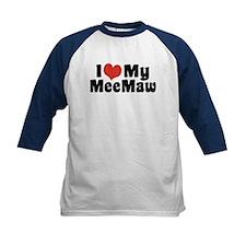 I Love My MeeMaw Tee